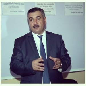 """Kollecimizdə """"Müəllim Günü"""" nə həsr olunmuş tədbir keçirildi."""