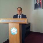 """Kollecimizdə""""Beynəlxalq Dəniz Günü"""" nə həsr olunmuş tədbir keçirildi."""