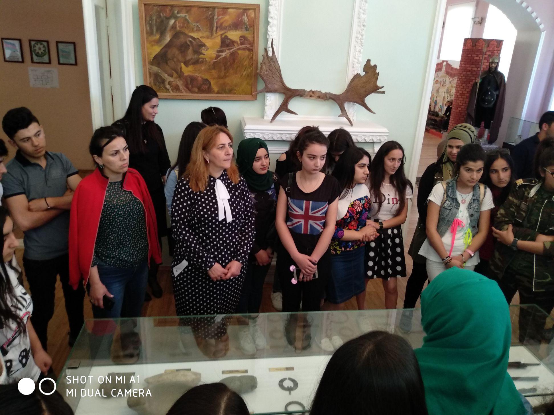 Azərbaycan Xalq Cumhuriyyətinin 100 illiyi ilə bağlı tədbirlər davam edir