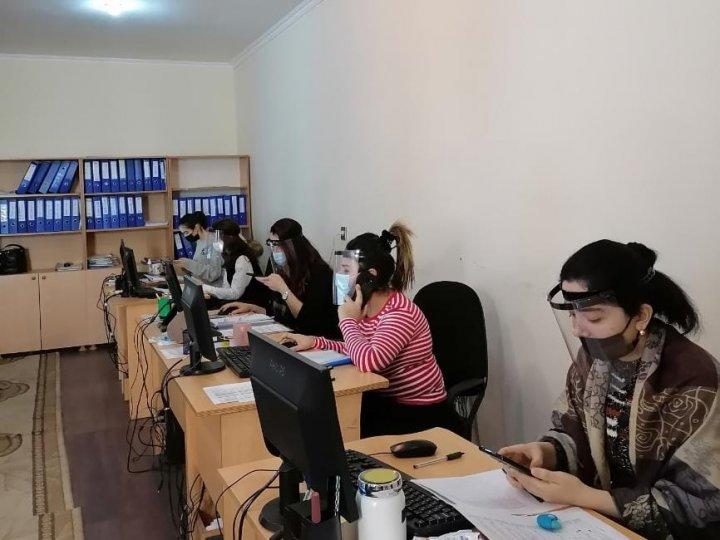 Kollecdə 2020-2021-ci tədris ilinin qış imtahan sessiyası başladı