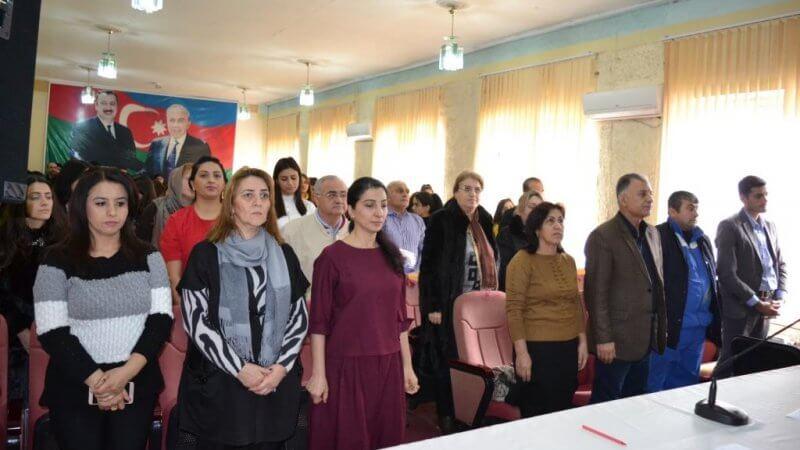 LDHK-da 20 yanvar faciəsinin 30-cu ildönümü ilə əlaqədar tədbir keçirildi